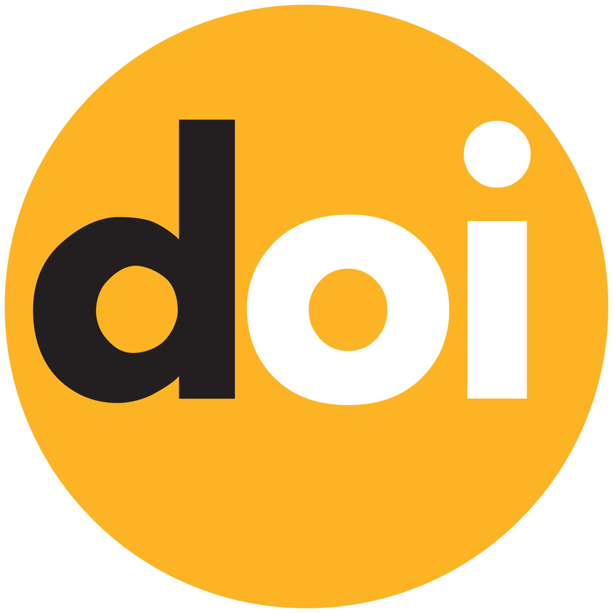 DOI Digital Object Identifier System